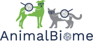 Logo for Animal Biome, Linked: brings you to the Animal Biome homepage